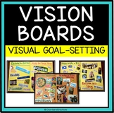 Vision Boards: Goal Setting / Resolutions for the New Year! AVID Goal setting