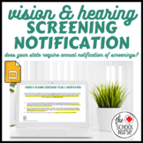 Vision & Hearing Notification : Google Slide