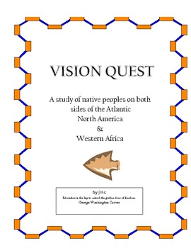 Vision Quest: Native People on both sides of the Atlantic