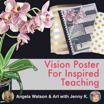 Vision Poster For Inspired Teaching