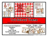 Visit the Diner - Grow With Me Little Bear Tot School - 1
