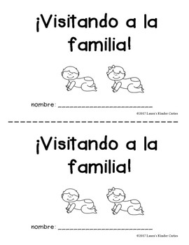 Visitando a la familia