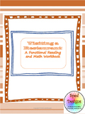 Visiting A Restuarant: A Functional Reading and Math Workbook