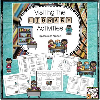Visiting the Library Activities