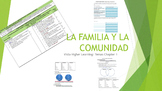 Vista Higher Learning Temas Chapter 1- La familia y la comunidad