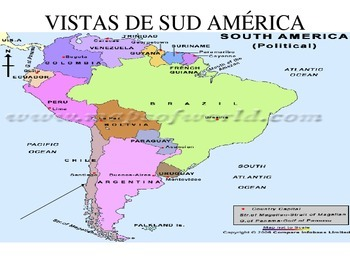 Vistas de Sud América