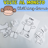 Viste al Monito {Clothing Game}
