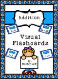 Visual Addition Flashcards