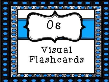 Visual Addition Flashcards Freebie