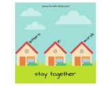 Visual Aid:  Letters in Words Stay Together