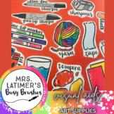 Visual Aids- Art Supplies