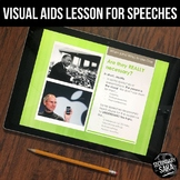 Visual Aids Lesson: Making & Using Better Slideshows in Public Speaking