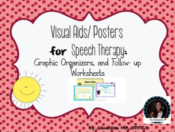 Visual Aids/ Posters for Speech Therapy (Readings. Vocabul