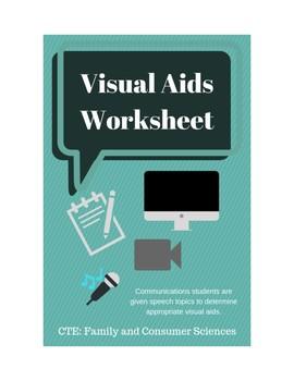 Visual Aids Worksheet