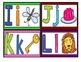 Visual Alphabet Cards