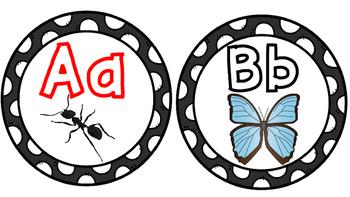 Visual Animal Alphabet