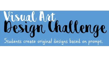 Visual Art Design Challenge