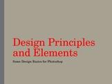 Visual Art - Design Principles and Elements Power Point Presentation