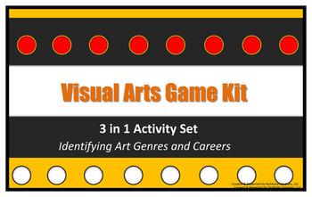 Visual Art Game Kit