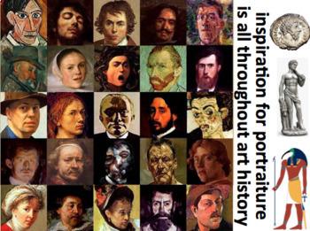 Visual Art - Intro to portraiture