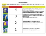 Visual Art Learning Scale/Rubric for Giraffes Can't Dance