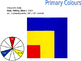 Visual Art Powerpoint - Introducing Colour Wheel & Complementary Colours