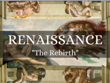Visual Art - Renaissance Art History - Powerpoint