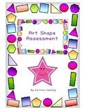 Visual Art Shape Assessment