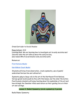 Visual Art: Shape and Form Unit Plan