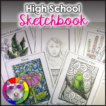 Visual Art Sketchbook