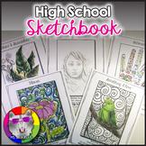 High School Art Sketchbook