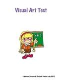 Visual Art Test