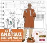 Visual Art Sketch Notes Activity: El Anatsui Visual Art We