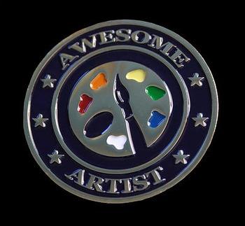 Visual Artist Medal