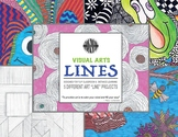 Visual Arts LINES & PATTERNS Elements of Art 5 Distance Le