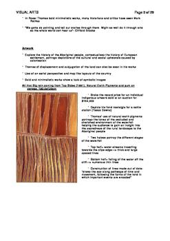 Visual Arts Notes
