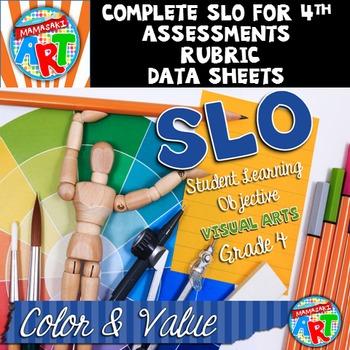 Visual Arts SLO GRADE 4 Color and Value