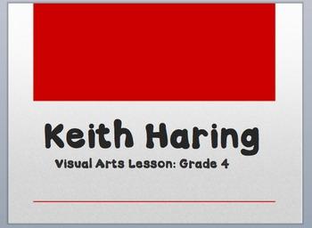 Visual Arts Slideshow- Keith Haring