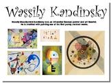 Visual Arts Thinking Strategies: Wassily Kandinsky- Line, Shape & Color