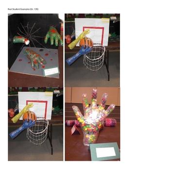 Visual Arts Unit - Sculpture