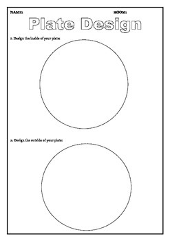 Visual Arts Worksheets: Basics Pack