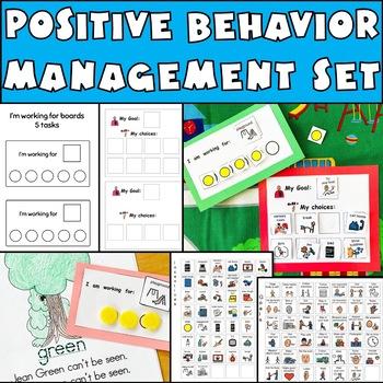 I'm Working For Boards: Positive Behavior Management System for Autism