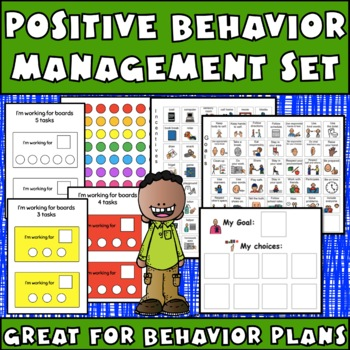 I'm Working For Boards: Positive Behavior Management System for Autism