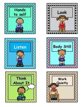 Visual Behavior Cards