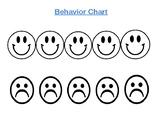 Visual Behavior Chart (editable)