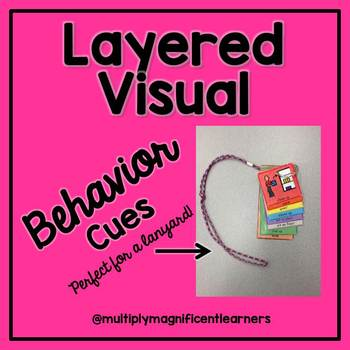 Visual Behavior Cues for Lanyard