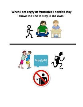 Visual Behavior Management Poster
