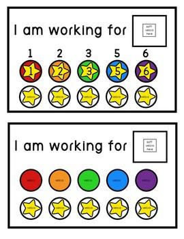 Visual Behavior Management Tools 2
