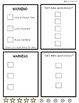 Visual Behavior Trackers - Great for Autism Classroom!