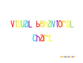 Visual Behavioral Chart